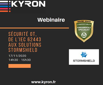 Cybersécurité OT